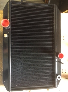 Brand new copper radiator